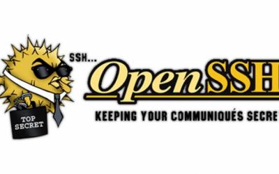 OpenSSH. Configuración del servicio SSH